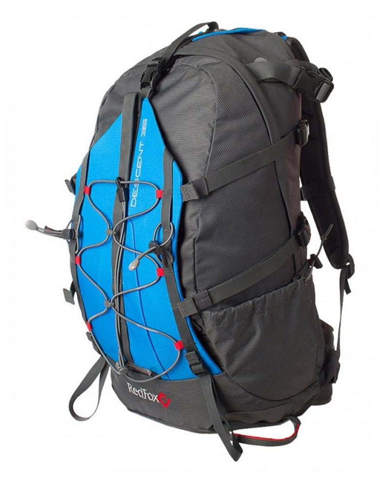 Рюкзак descent 25 v2 1320/красный/асфальт рюкзаки пик-99 охта-old